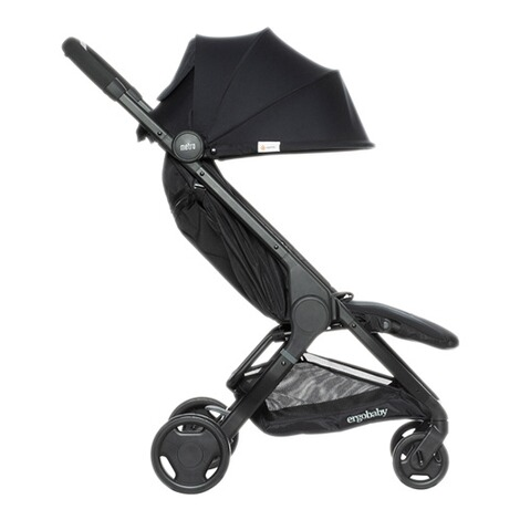 Ergobaby®Metro Compact City Buggy mit Liegefunktion  black 5