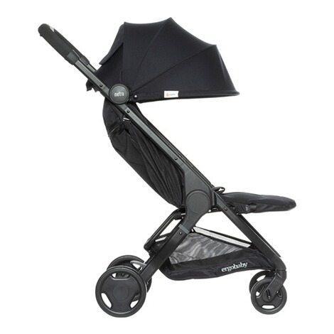 Ergobaby®Metro Compact City Buggy mit Liegefunktion  black 4