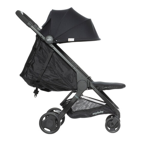 Ergobaby®Metro Compact City Buggy mit Liegefunktion  black 2