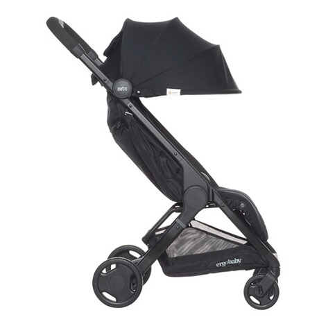 Ergobaby®Metro Compact City Buggy mit Liegefunktion  black 7