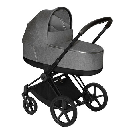 CybexPLATINUMTragewanne Plus PRIAM Lux  manhattan grey 5