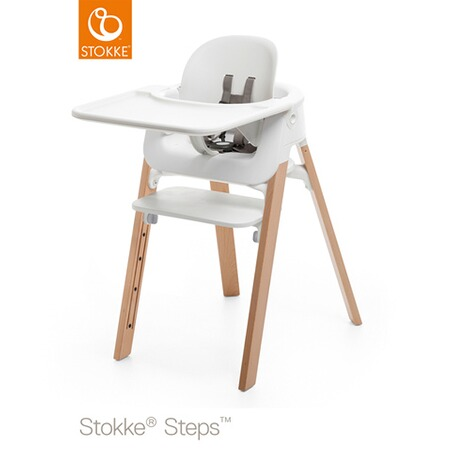 Stokke®STEPS™Stokke Steps Baby Set Tray weiss  weiss 3