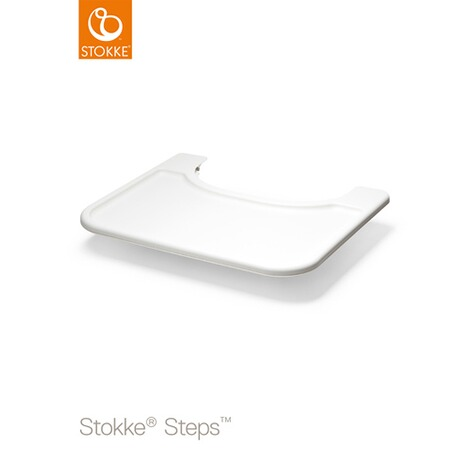 Stokke®STEPS™Stokke Steps Baby Set Tray weiss  weiss 1