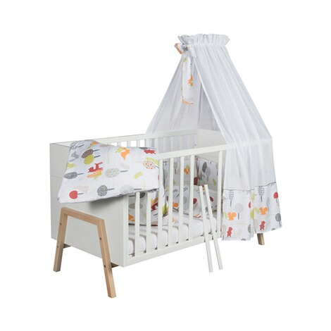 Schardt2-tlg. Babyzimmer Holly Nature 3