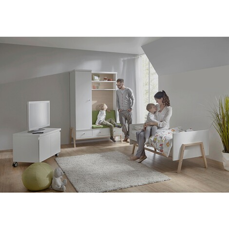 Schardt2-tlg. Babyzimmer Holly Nature 2