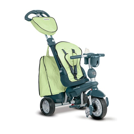 smarTrikeDreirad Explorer 5 in 1  grün 3
