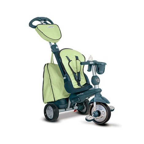 smarTrikeDreirad Explorer 5 in 1  grün 4