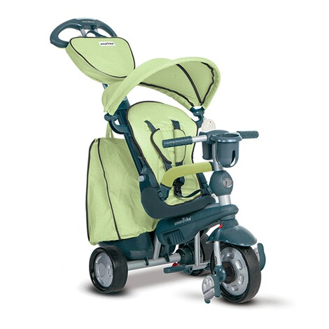 smarTrikeDreirad Explorer 5 in 1  grün 2