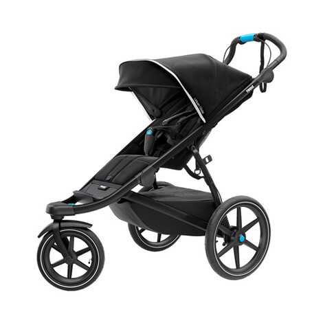 ThuleUrban Glide 2 Kinderwagen  Black on Black 1