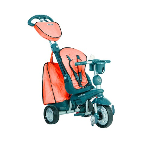 smarTrikeTricycle Explorer 5 en 1  orange 4