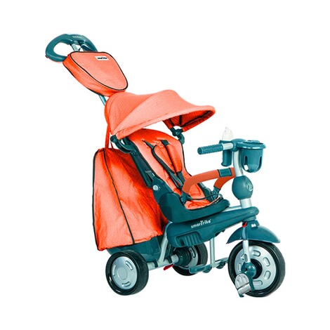 smarTrikeTricycle Explorer 5 en 1  orange 3