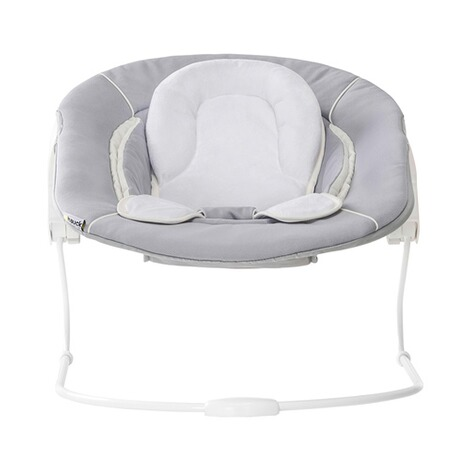 HauckBabywippe Alpha Bouncer 2in1  stretch grey 6