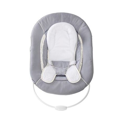HauckBabywippe Alpha Bouncer 2in1  stretch grey 7