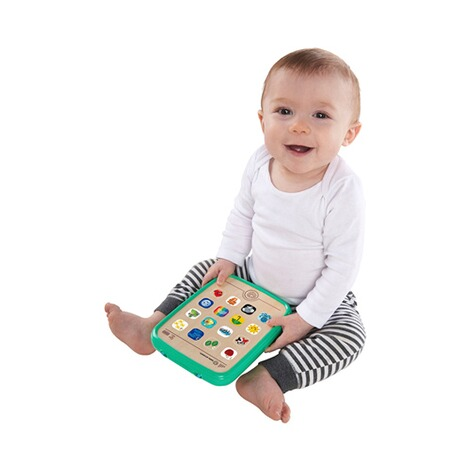 HapeBaby EinsteinBaby Lerntablet DE/IT/EN Magic Touch 2