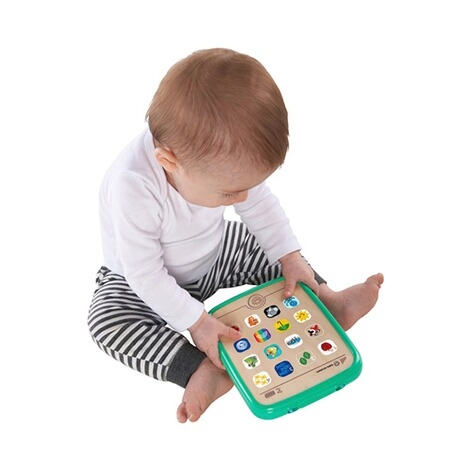 HapeBaby EinsteinBaby Lerntablet DE/IT/EN Magic Touch 3