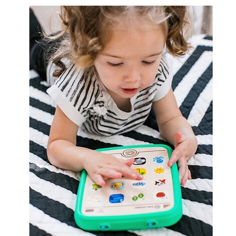 HapeBaby EinsteinBaby Lerntablet DE/IT/EN Magic Touch 4