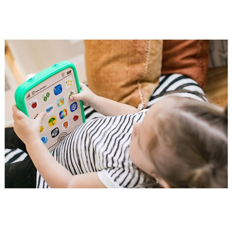HapeBaby EinsteinBaby Lerntablet DE/IT/EN Magic Touch 6