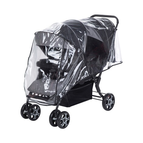 Safety 1stTeamy Geschwisterwagen  black chic 7