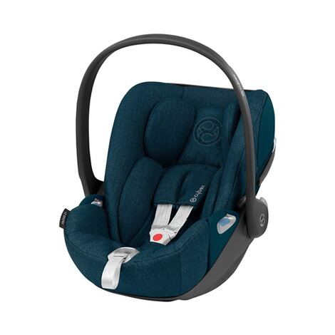 CybexPLATINUMCoque-auto Cloud Z i-Size Plus entièrement inclinable  Mountain Blue 2