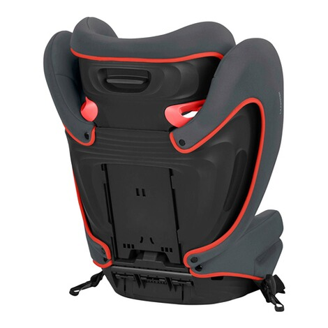 CybexSILVERSolution B-fix Kindersitz  volcano black 5