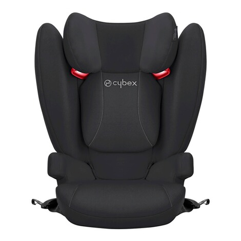 CybexSILVERSolution B-fix Kindersitz  volcano black 2