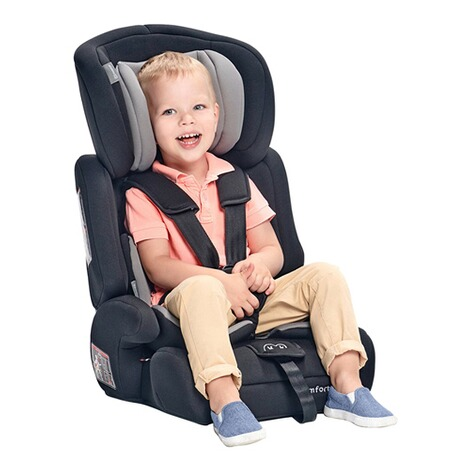 KinderkraftComfort Up Kindersitz  black 7