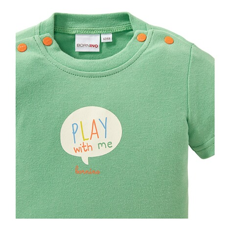 BorninoSausage Dog BoysT-Shirt Play with me 3