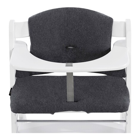 HauckCoussin d'assise Select  jersey charcoal 4