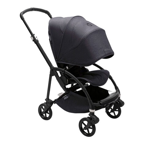 BugabooBEE6Sportwagen Mineral Kollektion  black washed 2