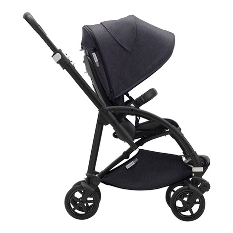 BugabooBEE6Sportwagen Mineral Kollektion  black washed 3