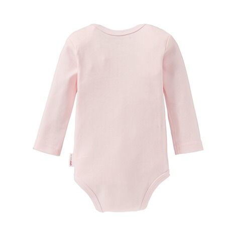 Bornino BASICS Body langarm  rosa 2