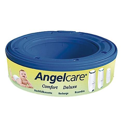 6 Packung Angelcare Nachfüllkassette Comfort Plus /& Deluxe Windeleimer