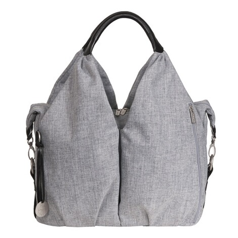 Lässig GREEN LABEL Sac à langer Neckline Bag  gris 1