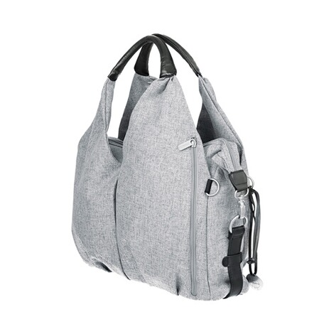 Lässig GREEN LABEL Sac à langer Neckline Bag  gris 4