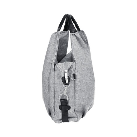 Lässig GREEN LABEL Sac à langer Neckline Bag  gris 5