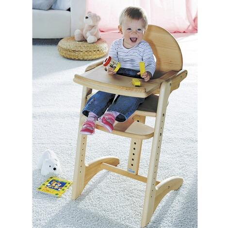geuther la chaise haute filou commander en ligne baby walz. Black Bedroom Furniture Sets. Home Design Ideas