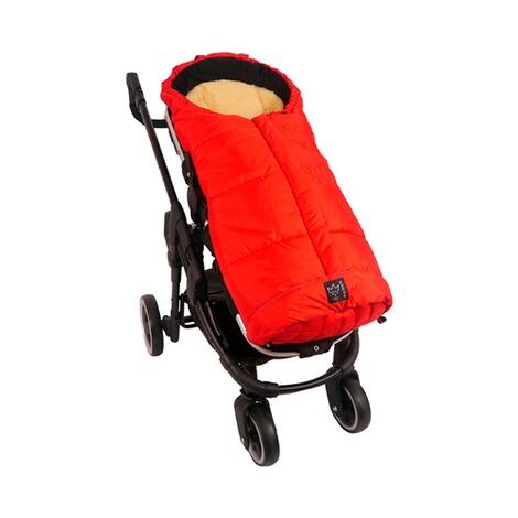 kaiser thermo fu sack mit lammfelleinlage sheepy f r kinderwagen buggy online kaufen baby walz. Black Bedroom Furniture Sets. Home Design Ideas