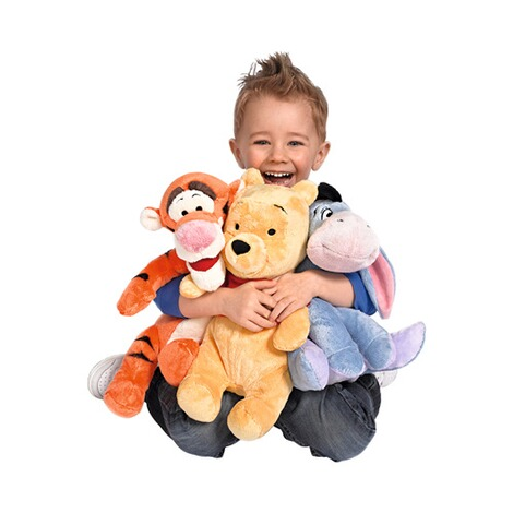 Simba DISNEY WINNIE PUUH La peluche Bourriquet de Disney 2