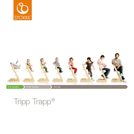 Stokke Tripp Trapp Chaise Haute Evolutive A Commander En Ligne