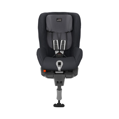 Britax Römer  Safefix Plus Kindersitz  Storm Grey 2