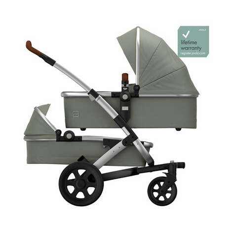 Joolz GEO² EARTH Kombikinderwagen  Elephant Grey 4