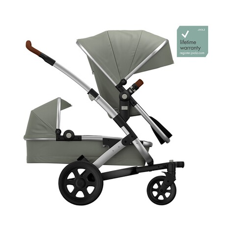 Joolz GEO² EARTH Kombikinderwagen  Elephant Grey 5