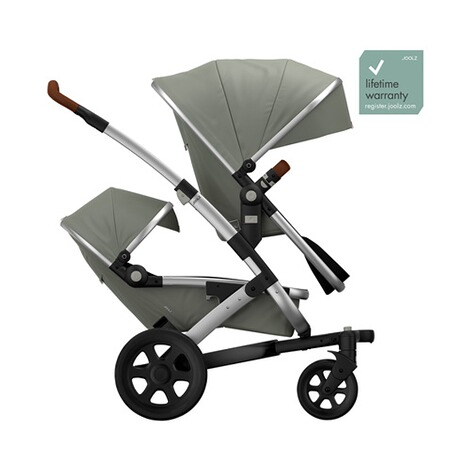 Joolz GEO² EARTH Kombikinderwagen  Elephant Grey 6