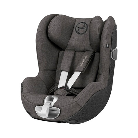 Cybex PLATINUM Sirona Z i-Size Plus Kindersitz  manhattan grey 1