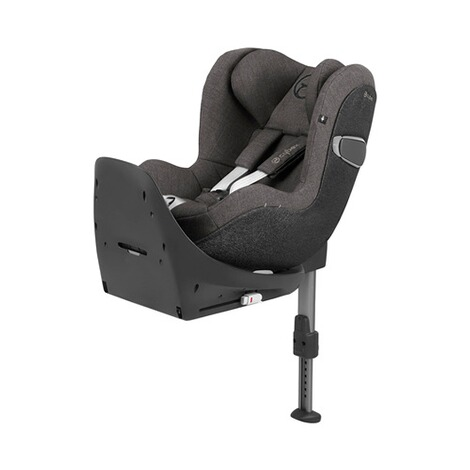 Cybex PLATINUM Sirona Z i-Size Plus Kindersitz  manhattan grey 3