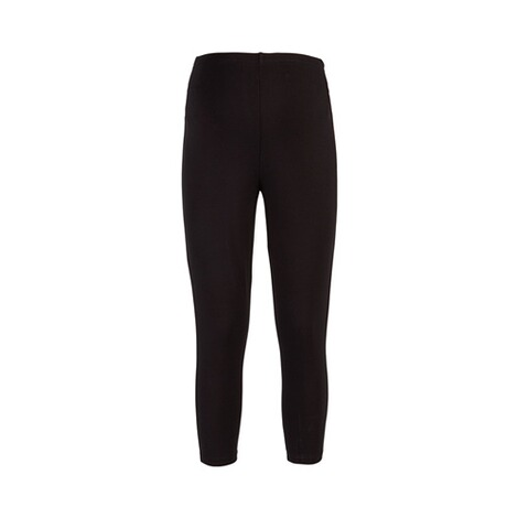 2hearts WE LOVE BASICS Umstands-Capri-Leggings  schwarz 1