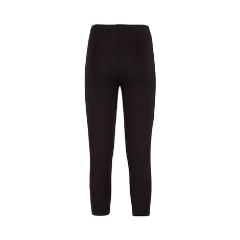2hearts WE LOVE BASICS Umstands-Capri-Leggings  schwarz 3