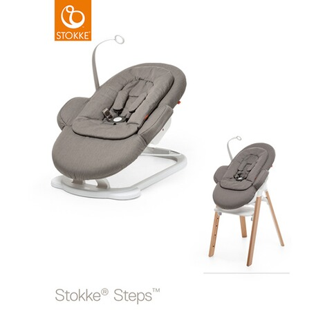 Stokke® STEPS™ Stokke Steps Bouncer  grey 2