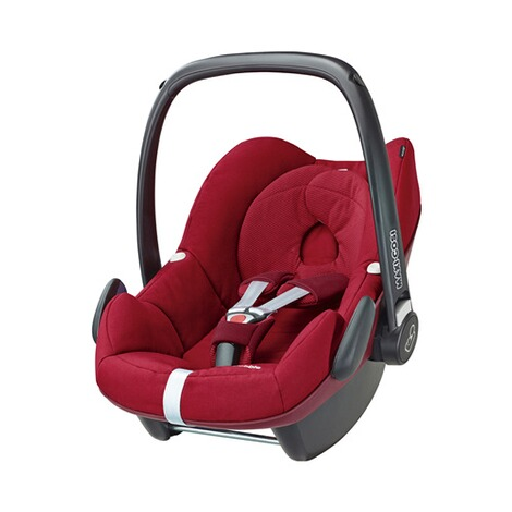 MAXI-COSI PEBBLE Babyschale  robin red 1