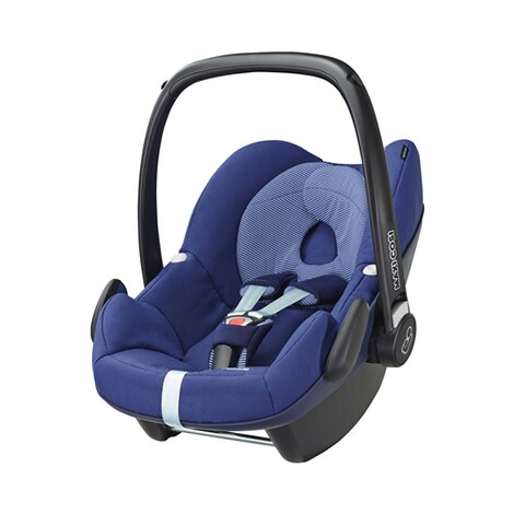MAXI-COSI PEBBLE Babyschale  river blue 1